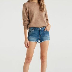 7 For All Mankind Cut Off Shorts 27